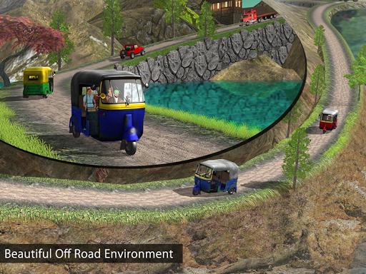 Off Road Tuk Tuk Auto Rickshaw screenshots 17