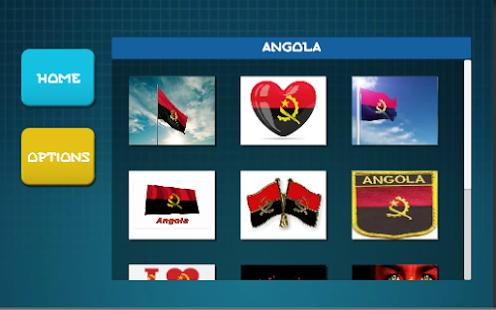 I love Angola Jigsaw Puzzle - náhled