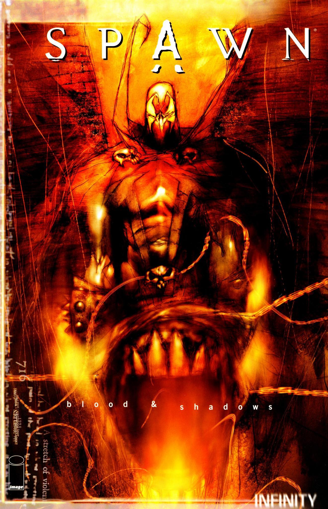 Spawn - Blood & Shadows (2000)