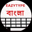 EazyType Bengali Keyboard Emoji & Stickers Gifs icon