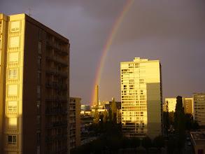 Photo: Arc en ciel (Crédits Sylvia A.)