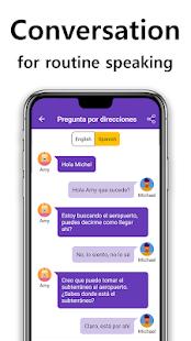 Download Translator & Learn Spanish Ad-free For PC Windows and Mac apk screenshot 8