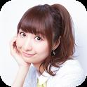 戸松遥 公式アーティストアプリ icon