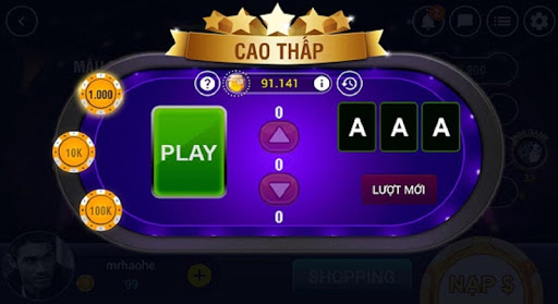 GameVip - Game danh bai doi thuong Online 1.0.0 9