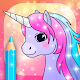 Unicorn Coloring Pages with Animation Effects APK