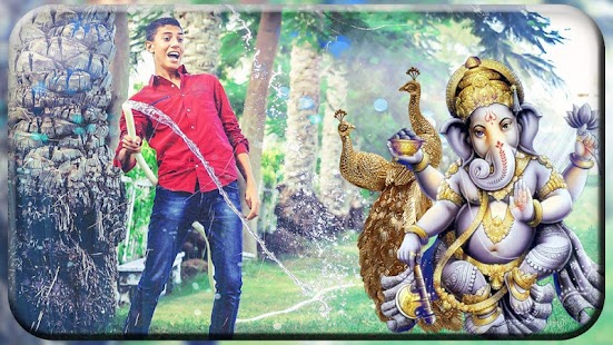 Ganesh Photo Frame Editor New - náhled