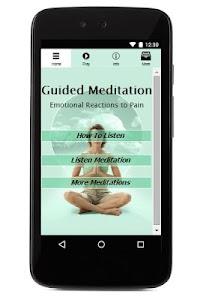 Guided Meditation: Heal Pain screenshot 0