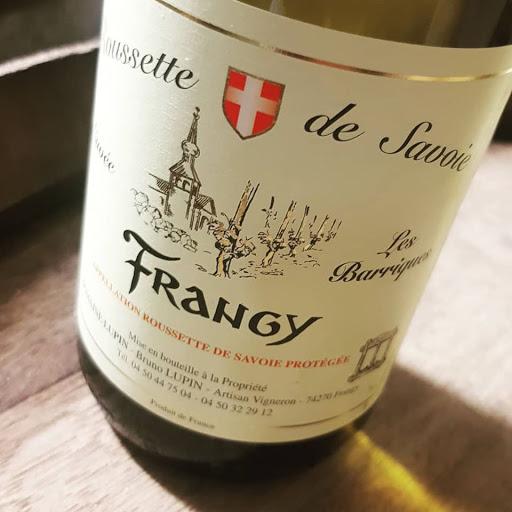 Sélection de Vins par DiotVino - Savoie - Bruno Lupin
