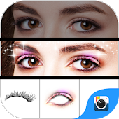 Z CAMERA EYE MAKEUP STICKER