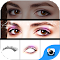 Z CAMERA EYE MAKEUP STICKER 1.0 Apk