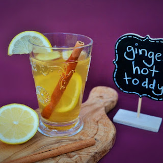 Hot Alcohol Drinks With Ginger Root Recipes