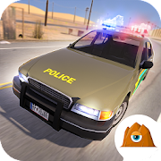 Download Game Cop Car Chase 🚨 Police Robber Racing City Crime