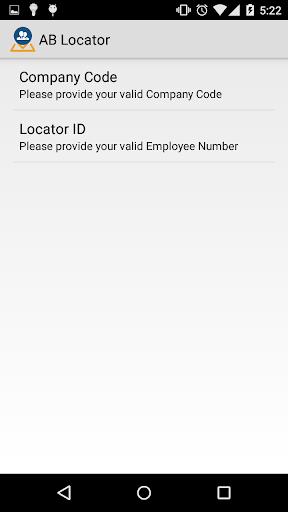 AB Staff Locator 1.0 screenshots 3