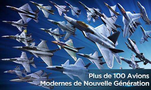 Air Combat OL: Team Match APK MOD – Monnaie Illimitées (Astuce) screenshots hack proof 1