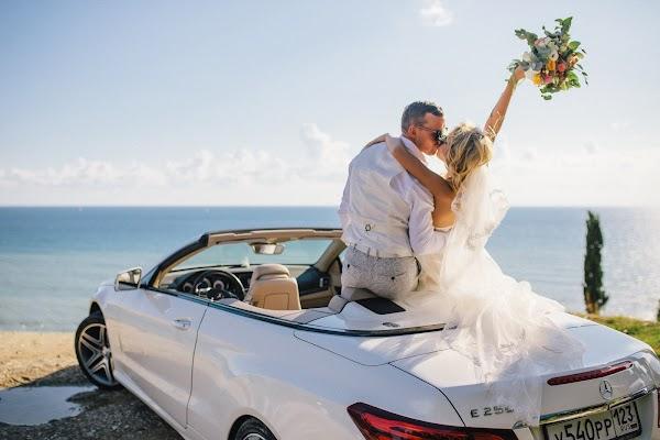 Свадебный фотограф Алина Нечаева (nechaeva). Фотография от 10.10.2017
