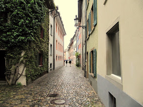 Photo: Day 31 - Cobbled Streets in Bad Sackingen (Scene of the Mittelalter Festival!)