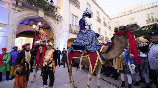 Almería recibirá a los Reyes Magos con música, teatro y fuegos artificiales
