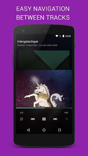 BlackPlayer Music Player  screenshots 7