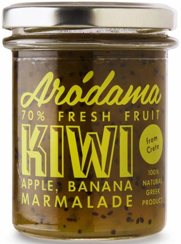 Kiwi-äpplemarmelad - Aródama