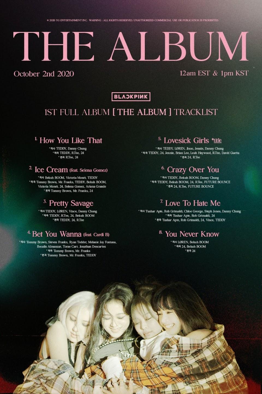 the album bp