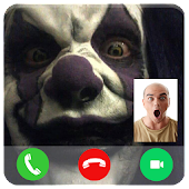 Call Video from Killer Clown