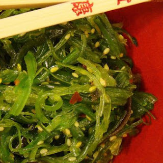 Sushi Lovers Seaweed Salad