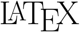 Photo: Спонсор LaTeX typesetting system http://www.latex-project.org/