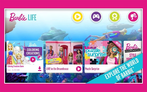 Barbie Life™- screenshot thumbnail