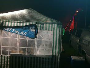 Photo: Leiwandville (metalab) tent