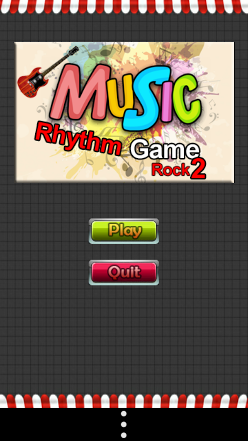 Music Rhythm Game Rock 2- screenshot