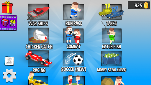 Cubic 2 3 4 Player Games screenshots 9