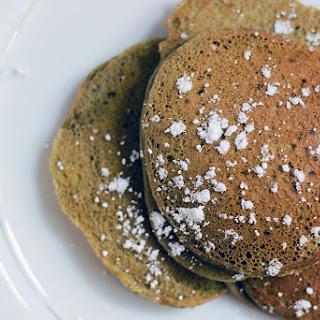 Matcha Green Tea Pancakes