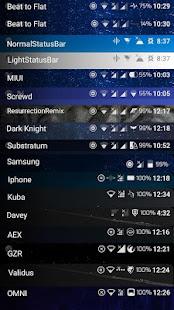Download StatusBar Icon Mod[Samsung Oreo OneUI][Substratum] For PC