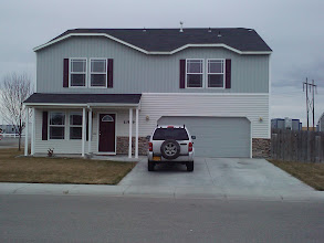 Photo: My sister Miki's house.