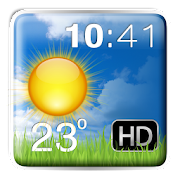 HD Weather and Clock Widget 1.7 Icon
