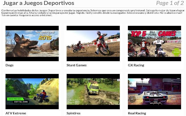Juegos Deportivos   AppBack.pw