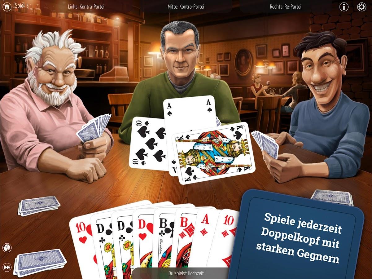 Doppelkopf Offline Spielen