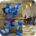Superhero WAR: Army Counter Terrorist Attack 2017 APK