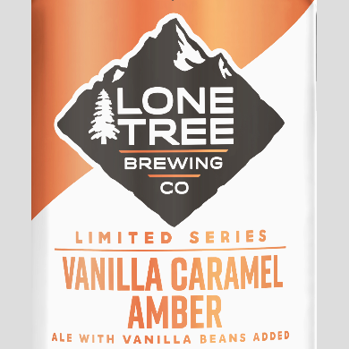 Logo of Lone Tree Vanilla Caramel Amber