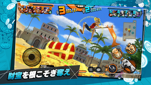 ONE PIECE バウンティラッシュ apktreat screenshots 2