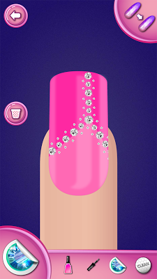 Nail Art Manicure Studio - screenshot