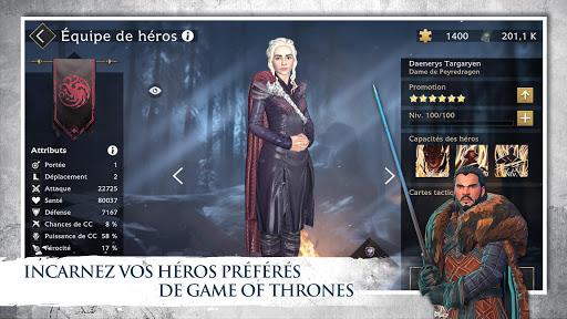 Game of Thrones Au-delà du Mur APK MOD – Pièces de Monnaie Illimitées (Astuce) screenshots hack proof 1