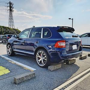 カイエン ターボ  Cayenne turbo Sのカスタム事例画像 commuterさんの2019年03月18日22:31の投稿