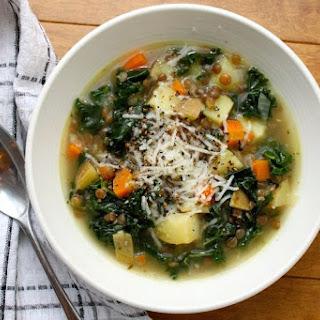 Smoky Lentil Soup