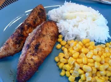 Greek-Style Seasoned Chicken
