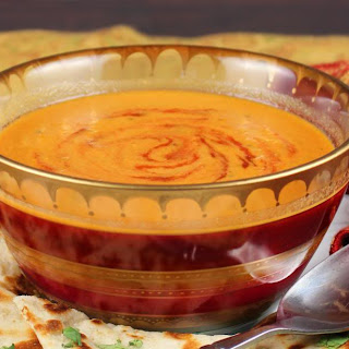 Spiced Indian Tomato Soup