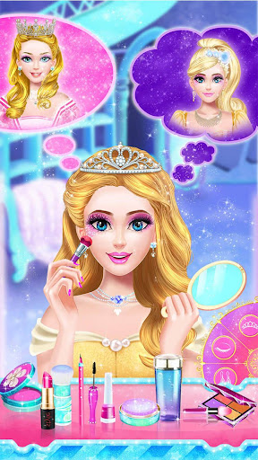 Princess dress up and makeover games 1.0 1