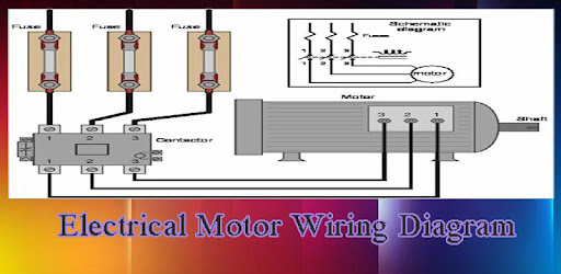 Electrical Motor Wiring Diagram