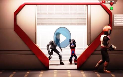 Koleksi Video Ejen Ali 2018 - náhled