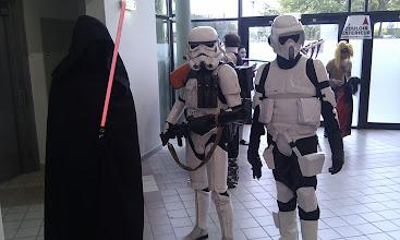 Photo: Des cosplays Star Wars